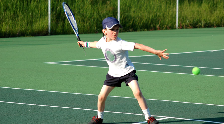 Tots/Junior Tennis Programme